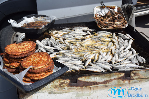Summer Fish Delicacies