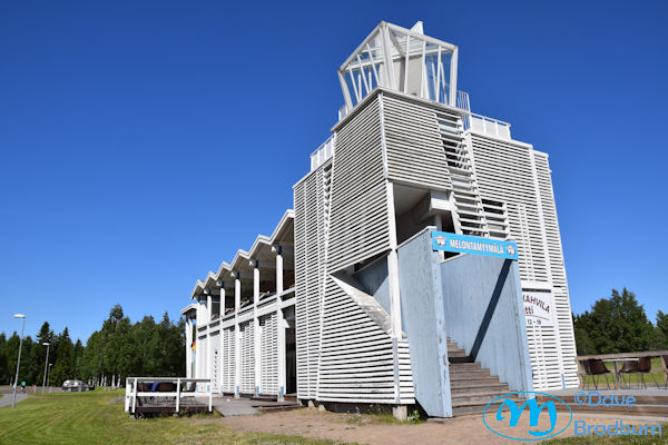 Raahe Beach Facilities