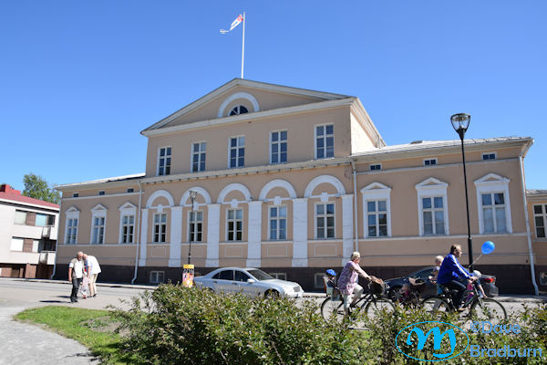 Raahe Town Hall